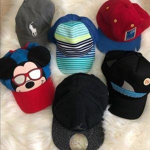 🍒💋Baby / toddler hats bundle